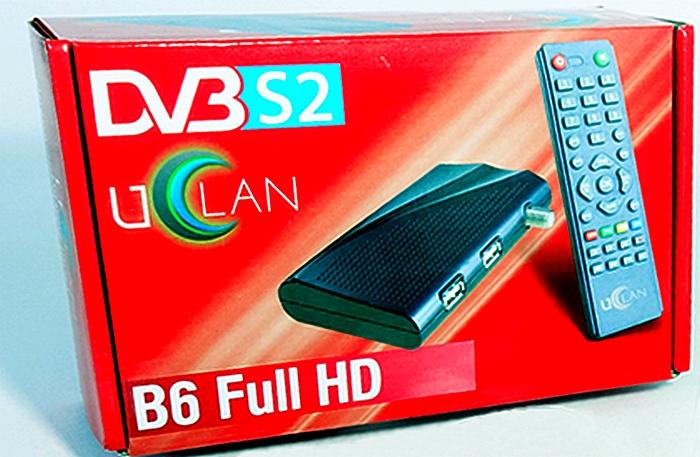 uClan (U2C B6 FULL HD) снова в наличии, цена снижена!