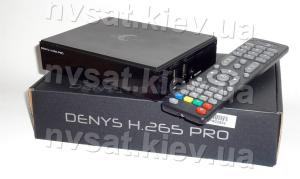 uClan (U2C) Denys H.265 Pro