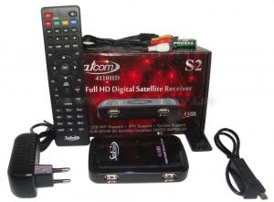 Satcom 4110 HD AC3