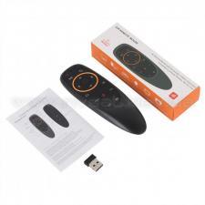 Пульт Air mouse G10S (гироскоп + голосовое управление)